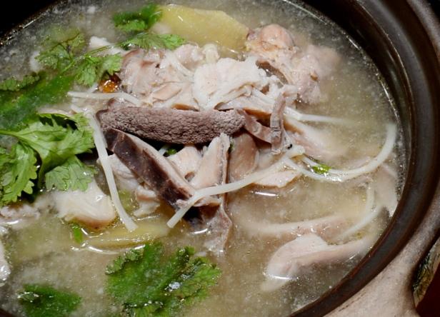 Food review at Restaurant Ju Yuan aka Sup Pedas Kajang in Puchong Jaya.