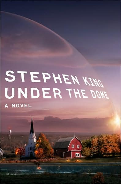 a plot review of the book under the tarnished dome Under the dome: a novel: stephen king by the new york times book review and won the los angeles times book prize could dream up and they all live under a dome.