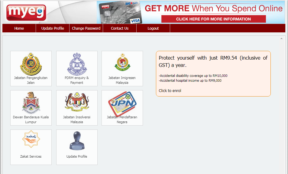How To Check And Pay Police Saman Online Eris Goes To