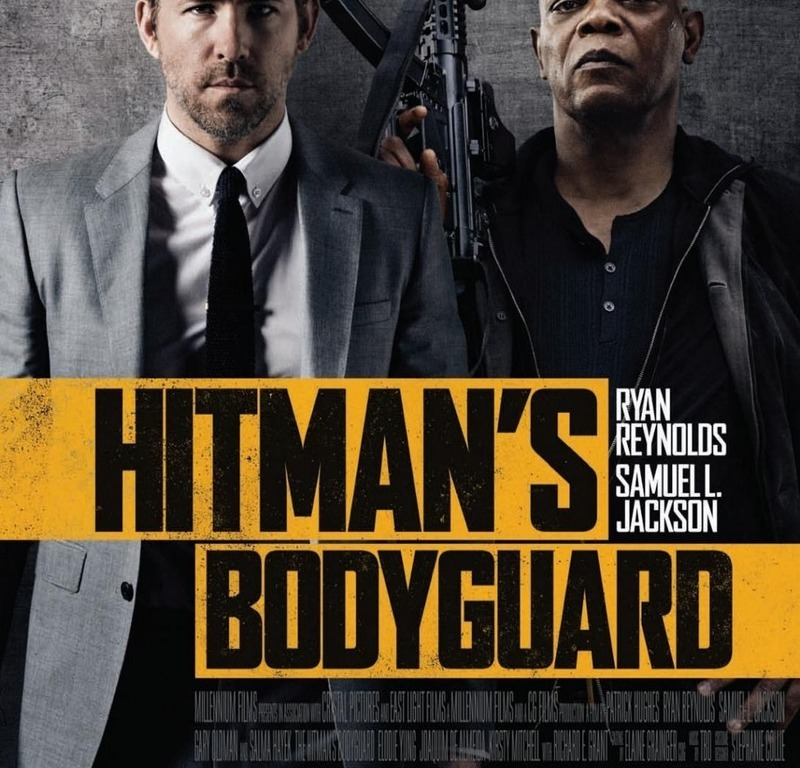 Movie Review The Hitman S Bodyguard Eris Goes To
