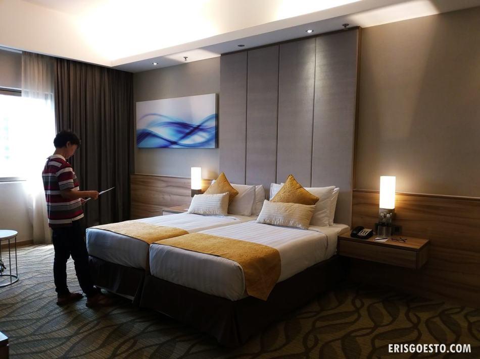 Hotel Review: Staycation @ Sunway Putra Hotel, Kuala Lumpur